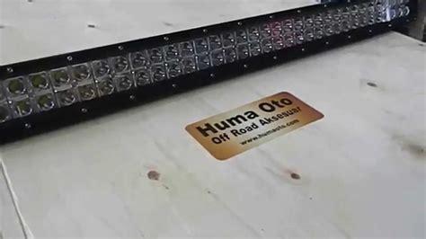 Lu Motor Led Hk goliath delici ve yay箟c箟 led bar huma oto road ak
