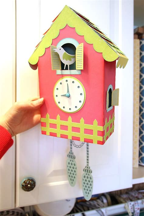 clock craft project 25 best ideas about cuckoo clocks on