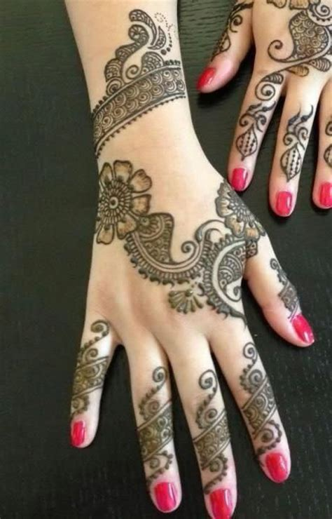 hand mehndi design 35 latest back hand mehndi design ideas for eid 2015