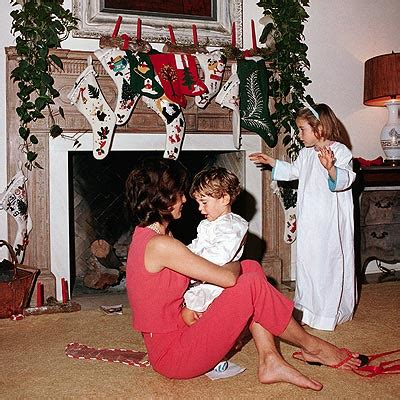 christmas at the white house with president john f. kennedy