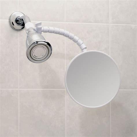 Fog Free Bathroom Mirror Fog Free Shower Mirror In Shower Mirrors