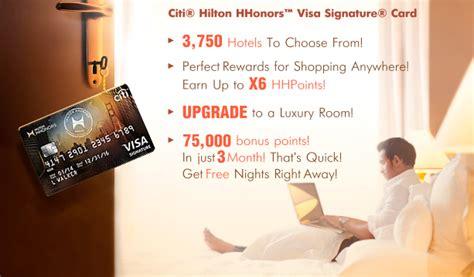 hilton hhonors review us news travel citi hilton hhonors visa signature card review
