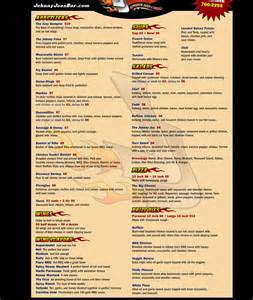 17 bar grill menu design images bar and grill menu ideas
