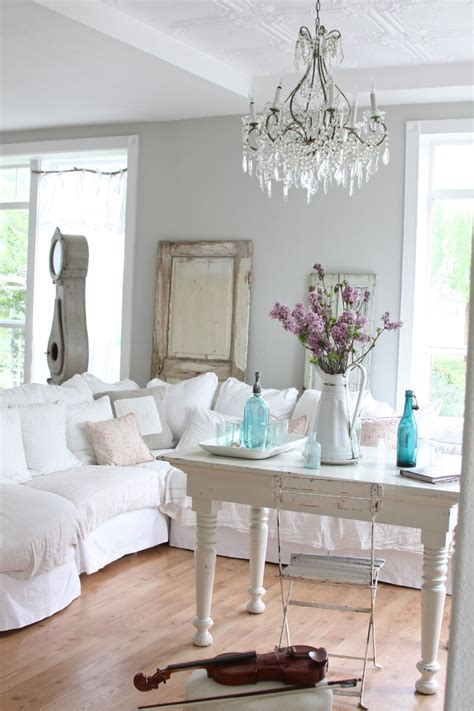 shabby chic decor living room country home decorating 21 shabby chic furniture ideas designs plans models