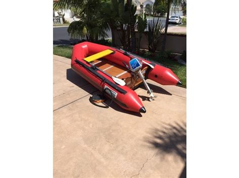 zodiac boat oars inflatable boat with oars boats for sale