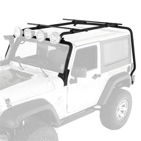Roof Rack Kit by Rugged Ridge 174 11703 21 Sherpa Roof Rack Kit