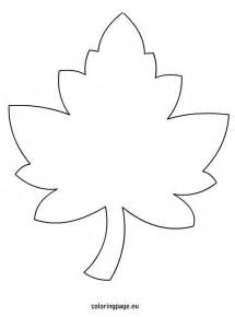 Template Leaves by Best 25 Leaf Template Ideas On Leaves