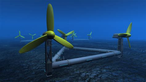 Cape Cod Plans by Tidal Energy Ltd Tidal Power Renewable Energy 187 Sea Change