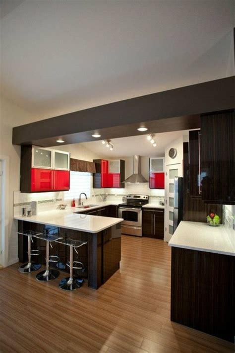 küche mit tresen bauen k 252 che theke