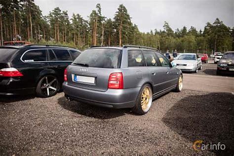 Audi A4 B5 Avant Facelift by Audi A4 Avant B5 Facelift