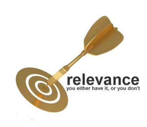 how to keep business relevance