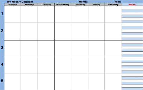 weekly calendar template with times 4 weekly calendar weekly calendar template