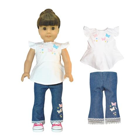 house of dolls clothing american girl doll spring clothing gift ideas house of rumpley