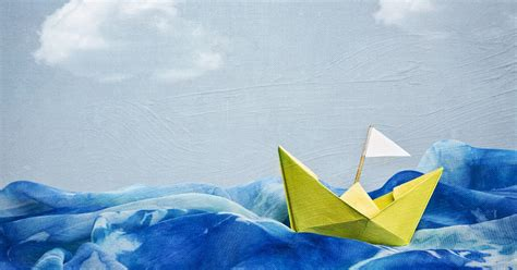 Boat From Paper - day by day i float my paper boats by rabindranath
