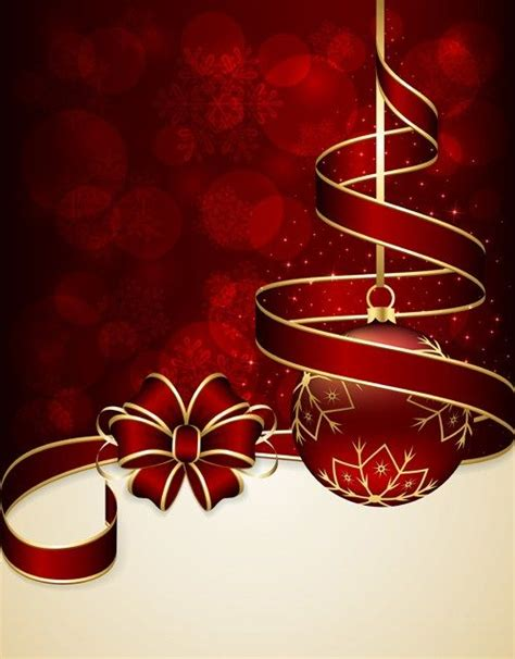 beautiful baubles shiny background vector 04 merry