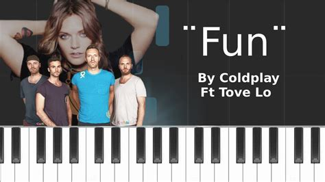 download mp3 coldplay fun feat tove lo coldplay fun ft tove lo piano tutorial chords