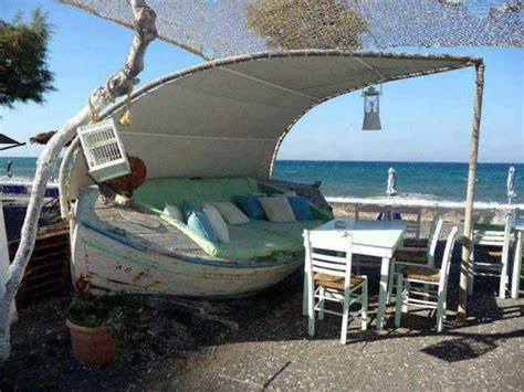 furniture made from old boats 15 clever ideas for reuse boats
