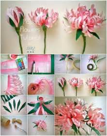 Decorative Cupcake Liners Mesmerizing Diy Handmade Paper Flower Art Projects To