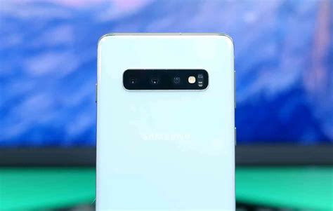 Samsung Galaxy S10 Mode by Samsung Galaxy S10 Update Brings Dedicated Mode To Phonedog