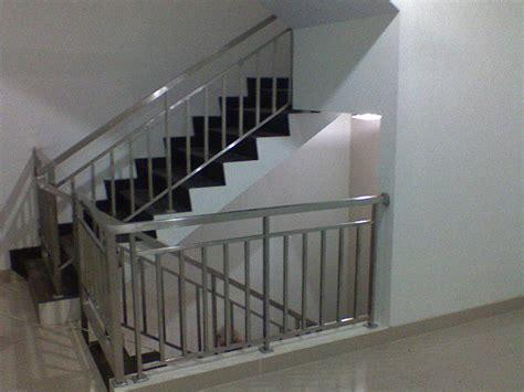 Asbak Stanliess Minimalis contoh pagar tangga aglaproduct