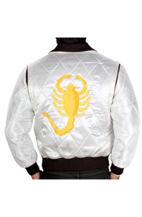 drive ryan gosling jacket scorpion drive jacket white ryan gosling jacket great deal