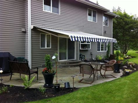 homemade deck awning 1000 ideas about deck awnings on pinterest retractable