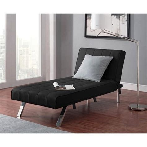 dorm couch convertible futon chaise lounger sofa bed sleeper couch