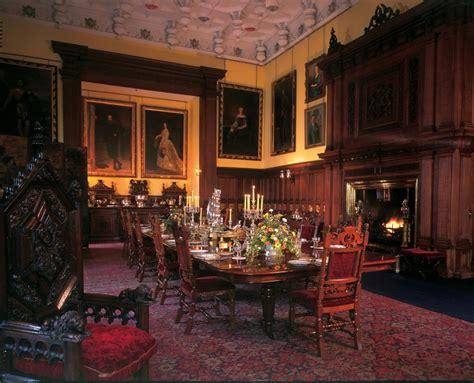 castle dining room glamis castle visitscotland