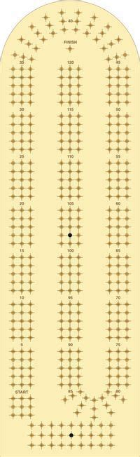 cribbage boards templates diy cribbage board template downloadable cribbage board