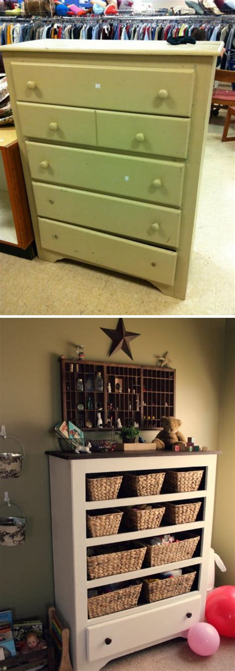 diy dresser ideas diy ideas of reusing old furniture 8 diy crafts ideas