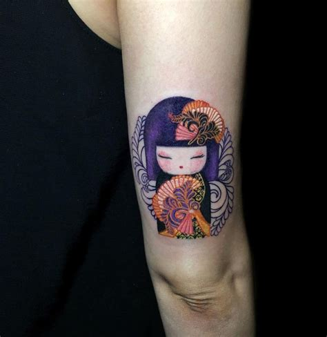 kokeshi dolls tattoo www pixshark com images galleries