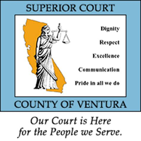 Ventura County Superior Court Records The Superior Court Of California County Of Ventura