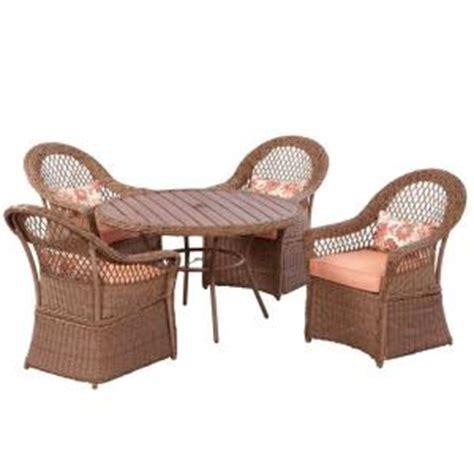 martha stewart wicker patio furniture patio martha stewart sanibel wicker dining set at home