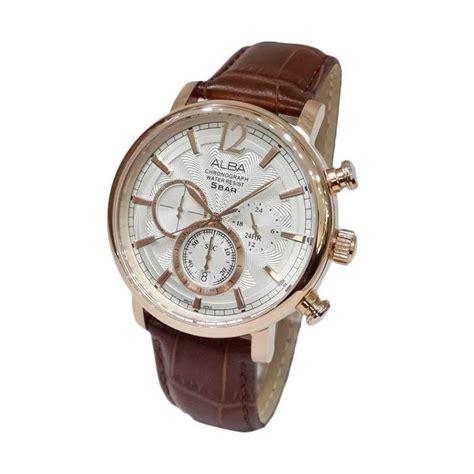 Jam Tangan Pria Wanita Jam Tangan Alba Wanita Jtr 105 Coklat T 1 jual jam tangan pria alba at3568x1 harga