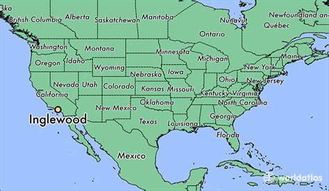 inglewood california map where is inglewood ca where is inglewood ca located