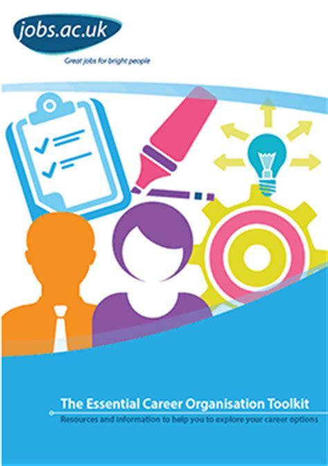 the essential career organisation toolkit