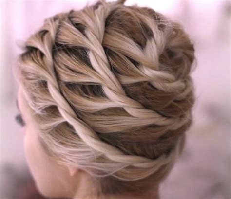 lace braided bun updo hairstyles braided bun hairstyles official