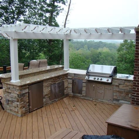 patio l shaped design pictures remodel decor and ideas