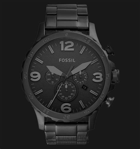 Jam Tangan Cauple Guess Date On Stainliest Steel 5 Pilihan 5 fossil jr1401 nate chronograph black stainless steel