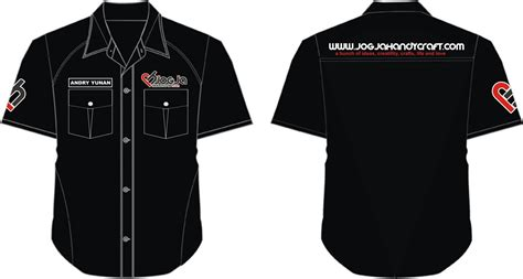 Tshirt Kaos Baju Fatal Crew desain seragam crew jh juli 2013 jogja handycraft