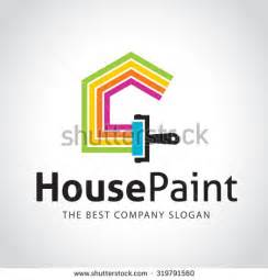 house painter logo painter stock photos royalty free images vectors