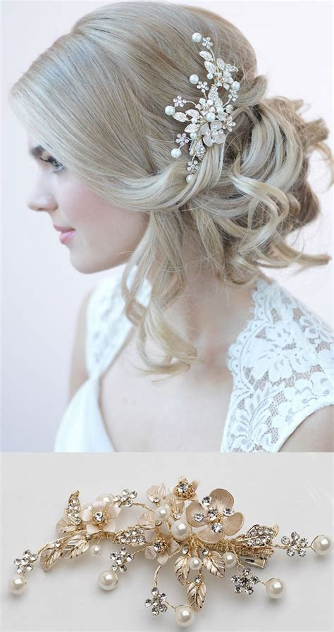 Wedding Hairstyles Side Bun With Veil by Wedding Hairstyles Side Bun With Veil Www Pixshark