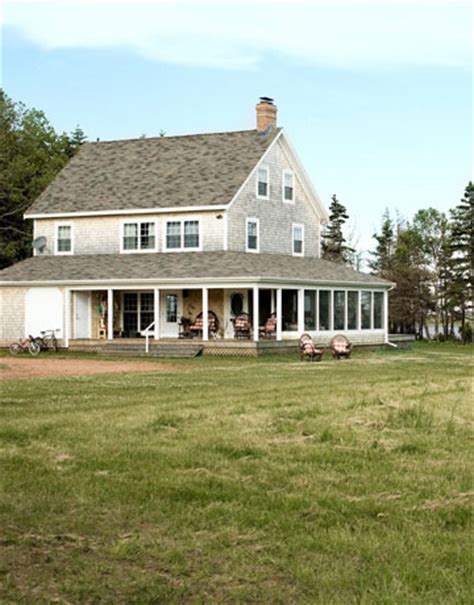 18 country dream homes we d love to live in beach house prince edward island