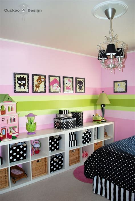 black and pink bedroom accessories girls bedroom decor in black and pink black white polka