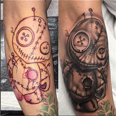 voodoo tattoo 25 best button ideas on moon tattoos