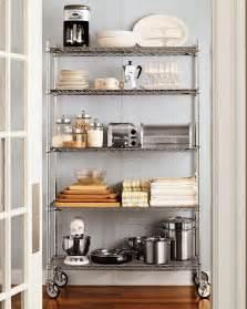 Kitchen pantry shelving metro by williams sonoma