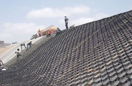 astm d35 program for seminar on geosynthetics in india