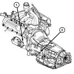 2004 Jeep Liberty Transmission Solenoid 2004 Jeep Liberty Replacing The Starter Solved Fixya