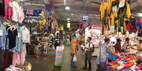 Souvenir Kaos Welcome Australia berburu barang murah di sydney ini tempatnya kompas