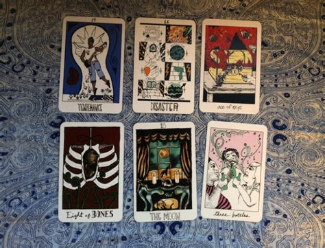 make tarot cards make your own tarot cards images